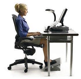 Reflexi n sobre la mano y el uso del ordenador ii para el for Sillas ergonomicas para ordenador