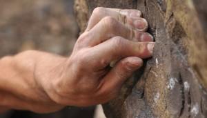 mano escalador