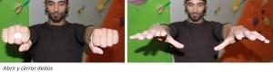 11. cierre y obertura dedos